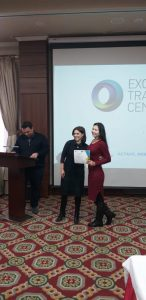 Social Mellon marketing training in Kazakhstan 2