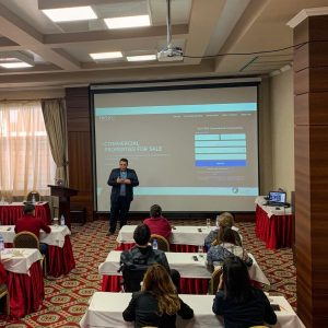 Social Mellon marketing training in Kazakhstan 1