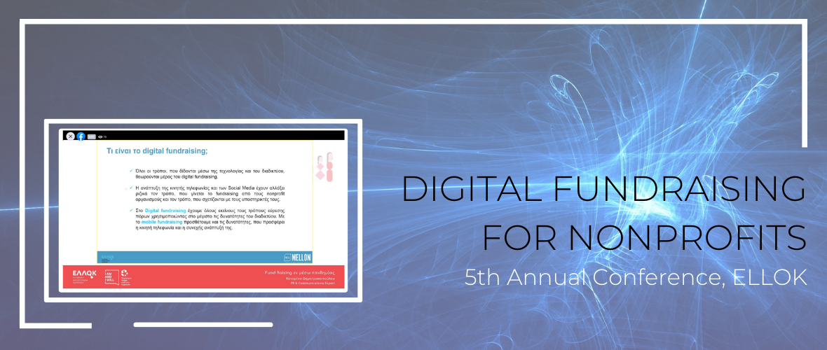 digital fundraising for nonprofits presentation